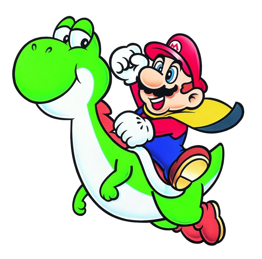1992 Super Mario World Yoshi