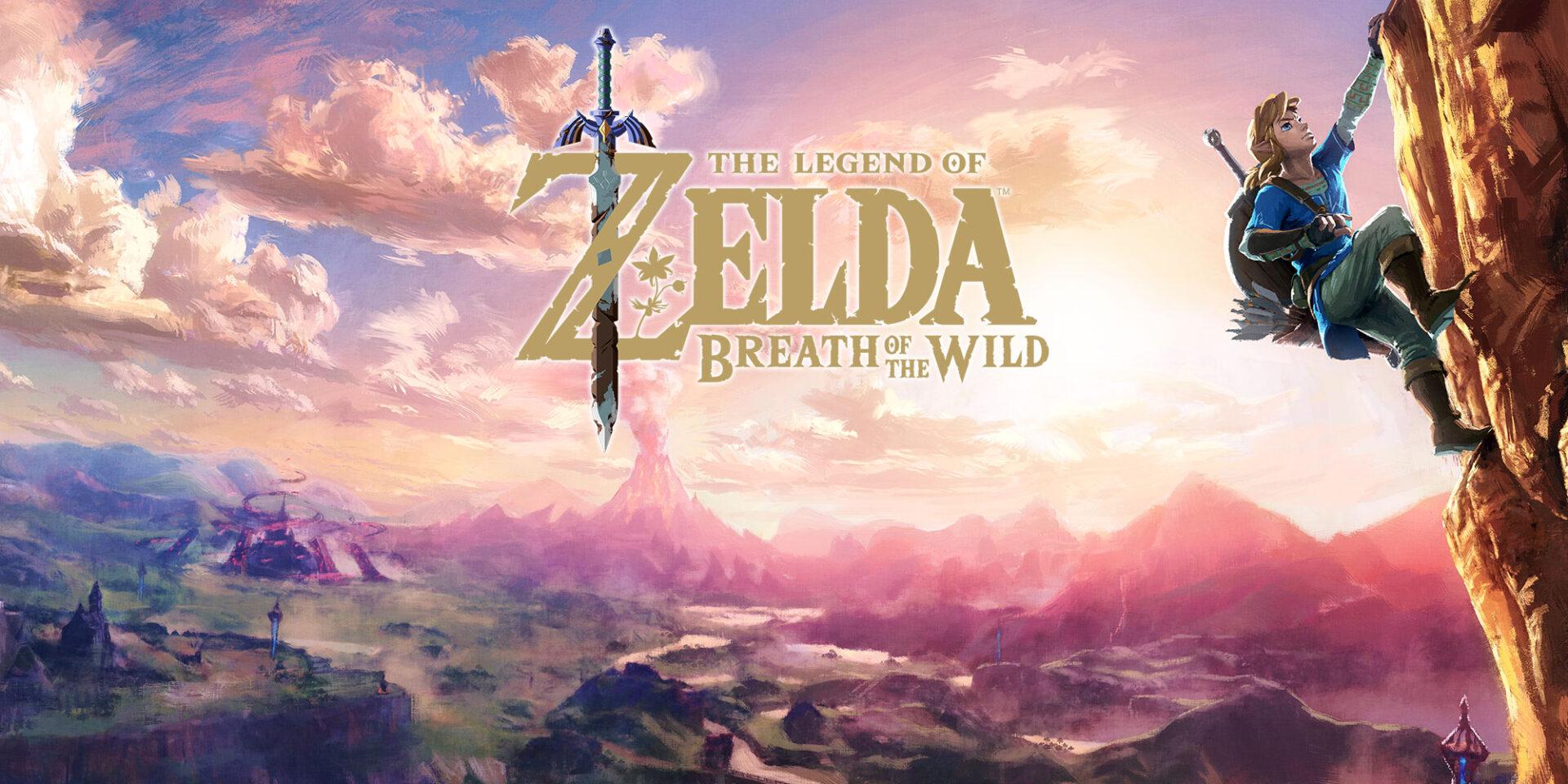 Revelados detalhes do primeiro DLC de Breath of the Wild