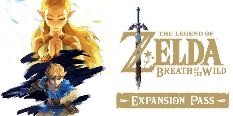 Novo Zelda terá DLCs e Season Pass