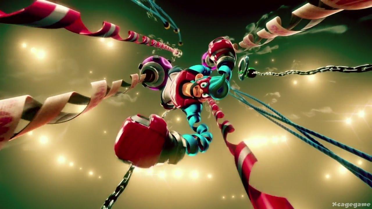 Novo Direct de ARMS anunciado para dia 17 de Maio