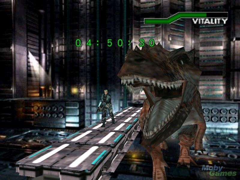 42201 dino crisis 2 windows screenshot as it is with boss fights