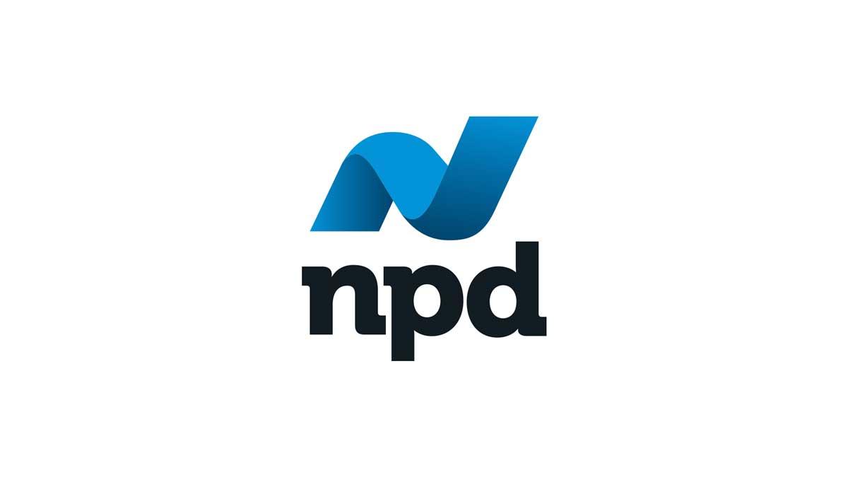 npd group social logo