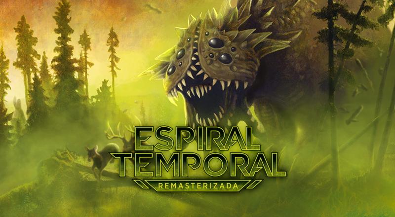 Espiral Temporal Remasterizada