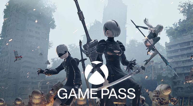 NieR: Automata Game Pass